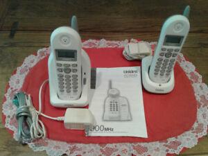 Uniden Cordless Phones- set of 2