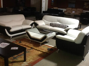 Our Famous Boxing Day SALE! IS ON @REAL BUY FURNITURE SOFA SET W/FREE Coffee Table