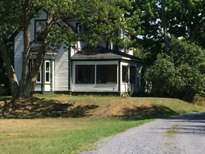 House and 5 acres in beautiful Hampton New Brunswick