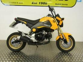 Honda MSX125 Grom, Excellent condition, Only 2000 Miles, Service, MOT, Warranty