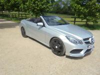 Mercedes-Benz E250 2.1TD ( 204bhp ) 7G-Tronic Plus 2014MY AMG Sport PCP £431 P/M