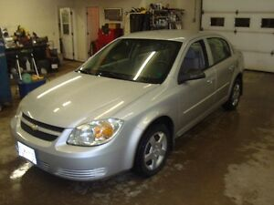 2005 CHEV COBALT LS 4DR SILVER IN COLOR $3495 PLUS HST