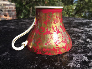 John Aynsley pattern - C869 Red - Cup only - Mint Condition!