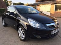 2007 Vauxhall Corsa 1.3 Cdti**Diesel**6 Speed**Very Economical**