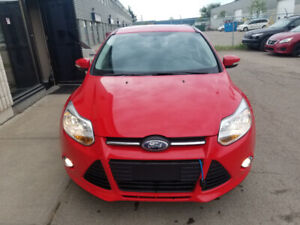 2013 Ford Focus SE, Just 33000km, Leather Seats