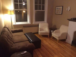 2 Bedroom Downtown Sublet May - August