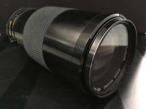 Telephoto Zoom/Macro (Soligor)
