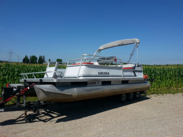 Used 1990 Other Crest 21'