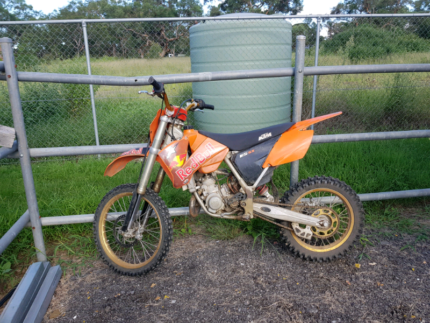 ktm 85sx big wheel Castlereagh Penrith Area Preview