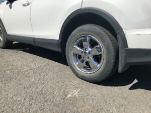 4 pneus d'ete / summer tires as seen in the pic
