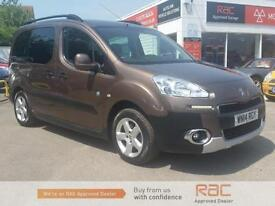 PEUGEOT PARTNER HDI TEPEE OUTDOOR, Brown, Manual, Diesel, 2014
