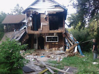 www.BytownContracting.com Demolition & Excavating services.