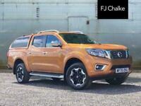 2020 Nissan Navara 2.3 dCi Tekna Double Cab Pickup 4WD (s/s) 4dr (Sunroof) Manua