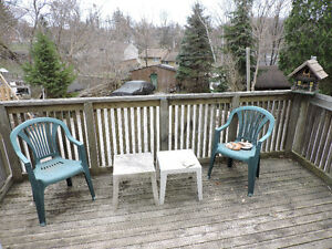 Available Now !! One Bedroom House with deck Cambridge Kitchener Area image 6