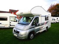 Elddis Majestic 100 four berth motorhome for sale
