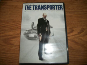 The Transporter first 4 movies