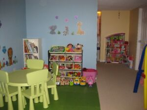 Orleans Home Daycare  (1) Full time spot available