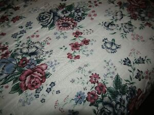 Green Floral Bedspread Kitchener / Waterloo Kitchener Area image 3