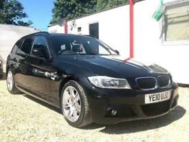 2010 BMW 3 Series 2.0 320d M Sport Touring 5dr Diesel Manual (128 g/km, 184