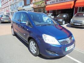 Vauxhall/Opel Zafira 1.6i 16v ( 105ps ) 2009MY Design