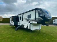 Keystone Avalanche 338GK American 5th Wheel,Trailer,Showmans,Caravan,RV