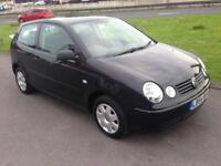 2004 Volkswagen Polo 1.4 Twist - FSH - New MOT - Only 94000 Miles