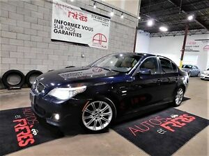 BMW 5 Series 4dr Sdn 535i xDrive AWD 2010