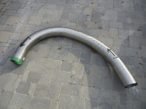 Two Stainless Steel Chimney Liners Kingston Kingston Area image 1