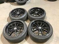 "20"" alloy wheels alloys rims BMW Vw Volkswagen transporter t5 5x120"