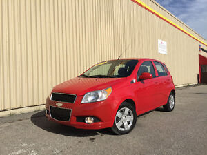 2010 CHEVROLET AVEO  ** WOW ** 73,000KM *** AIR CLIMATISE***