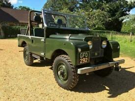 """image for 1955 Land Rover Series 1 86"""""""