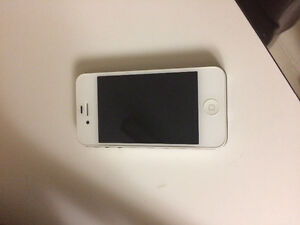 iPhone 4s 16g no scratches like new