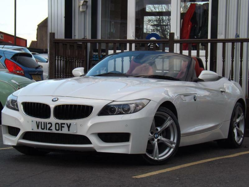 2012 Bmw Z4 20i Sdrive M Sport 2dr Auto 2 Door Convertible