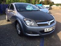2007 VAUXHALL ASTRA SXI SPORTBACK 1.4cc 88.000 MILES GENUINE MOT UNTIL JUNE/2017 LOVELY CONDITION