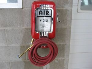 wanted paying cash for air meter
