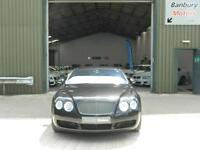 Bentley Continental 6.0 GT Coupe 2d 5998cc auto
