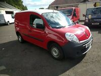 Renault Kangoo ML19 Freeway DCI (red) 2011