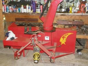 Snow Blower for Farm Tractor