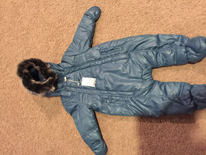 Brand new with tags snow suit