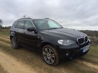Nice BMW for sale, full black leather and wood interior full M sport package