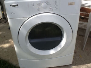 Whirlpool Front-Load Dryer