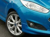 2013 Ford Fiesta 1.0 TITANIUM 5d 124 BHP Hatchback Petrol Manual