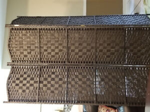 Stunning room divider/privacy screen