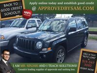 "Midnight Blue Pearl Patriot - TEXT ""AUTO LOAN"" TO 519 567 3020"