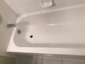 BATHTUB refinishing Tile resurfacing Sink and COUNTERTOP