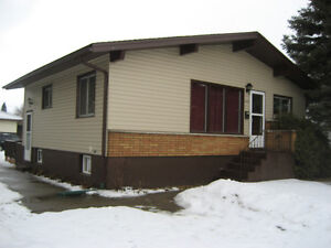 3Bedroom Basement Apartment Available Feb 1st