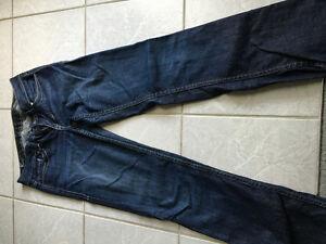 Womens william rast jeans size 24