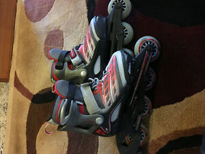 Like New Roller Blades range from 2 to 5