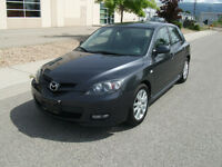 2007 Mazda 3 152000KMS ( 1year warranty Included ) 2.3L