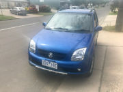 Holden Cruze YG 2004 Automatic Geelong Geelong City Preview